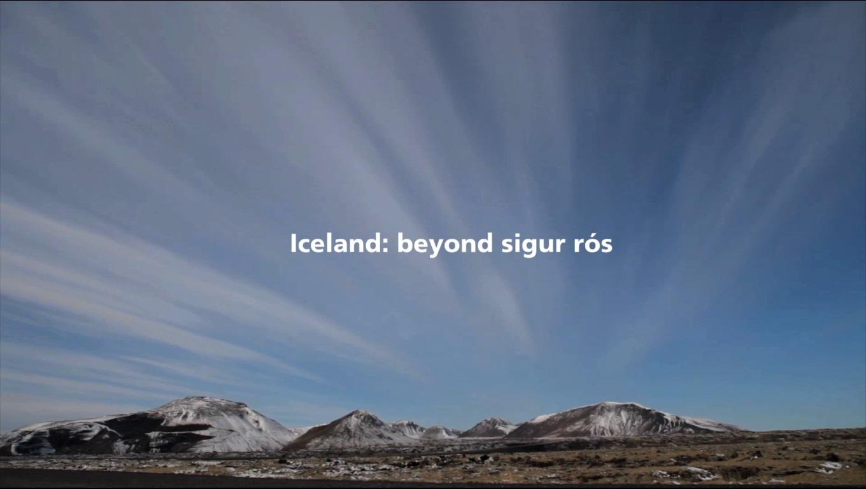 Iceland Beyond Sigur Ros - Still 1